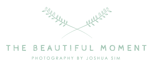 The Beautiful Moment Photography logo
